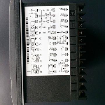 fb900温控器接线示意图